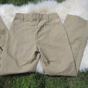mens size 30 work pants from Redkap